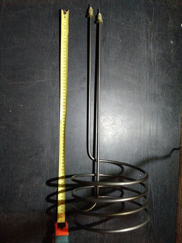 Тэн электрический водяной